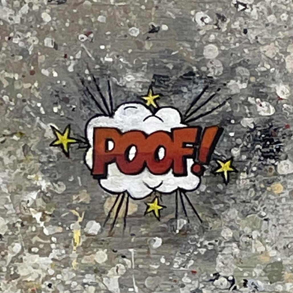 Big Poof Theory